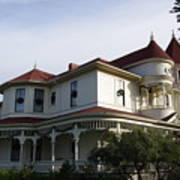 Grand Victorian Mansion  Art Print