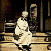 Grandma Jennie Art Print