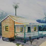 Grandma's House  Art Print