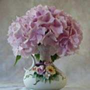 Grandmother's Vase   Art Print