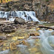 Granite Falls Art Print