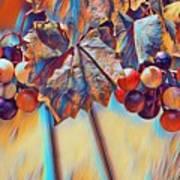 Grapevine Art Art Print