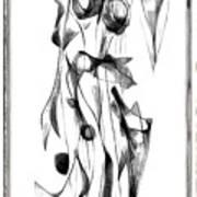 Graphics 1674 Art Print