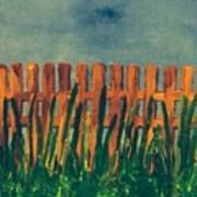 Grass Is Greener On The Other Side  Art Print
