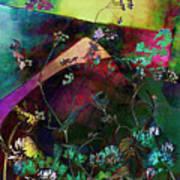 Grassland Series No. 6 Art Print