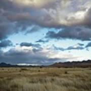 Grasslands Near Portal Art Print