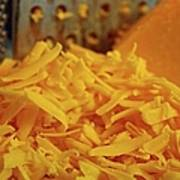 Grating Cheese I Art Print