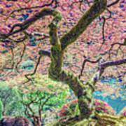 Gratitude Tree Art Print