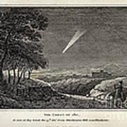 Great Comet Of 1811 Art Print