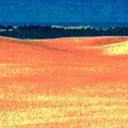 Great Lakes Dunes B Art Print
