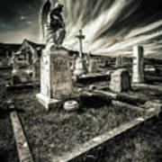 Great Orme Graveyard Art Print