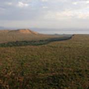 Great Rift Valley, Ethiopia Art Print