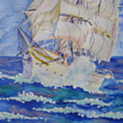 Great Sails.2006 Art Print