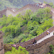 Great Wall at Badaling Art Print