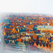 Greatest Small Cities In The World Art Print