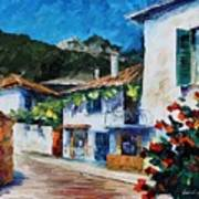 Greece  New Art Print