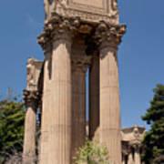 Greek Architecture Art Print