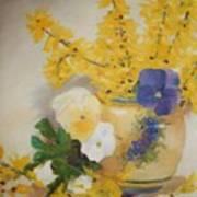 Greek Vase Art Print