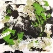 Green Field #2 Art Print
