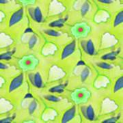 Green Tea Art Print