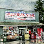 Greenbank Store Art Print
