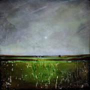 Greener Pastures Art Print