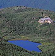 Greenleaf Hut - White Mountains New Hampshire  Art Print by Erin Paul Donovan