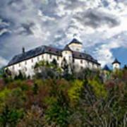 Greifenstein Castle Art Print