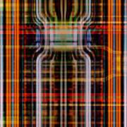 Grid 2 Art Print