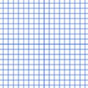 Grid Boxes In White 18-p0171 Art Print