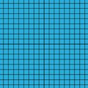 Grid In Black 18-p0171 Art Print