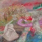 Grief's Paths Art Print