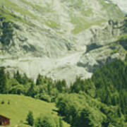 Grindelwald Switzerland 7 Art Print