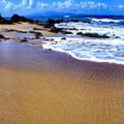 Gringo Beach Vieques Puerto Rico Art Print