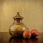 Grit And Pears Art Print