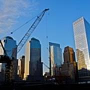 Ground Zero - Nyc - Art Print