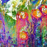Growth Bright Art Print