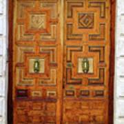 Guadalajara Door 1 Art Print