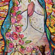 Guadalupe Art Print