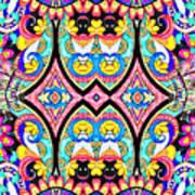 Guardian's Eyes Art Print
