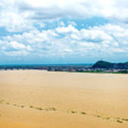 Guayas River View Art Print