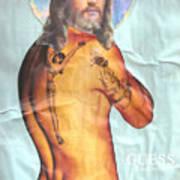 Guess Jesus Art Print