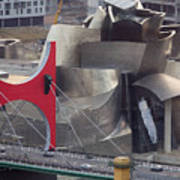 Guggenheim Bilbao Museum IIi Art Print