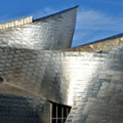 Guggenheim Museum Bilbao - 5 Art Print