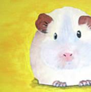 Guinee Pig Art Print
