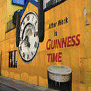 Guinness Beer 2 Art Print