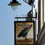 Guinness For Strength Dingle Ireland Art Print