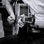 Guitar 2016 Art Print