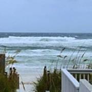 Gulf Coast Waves Art Print