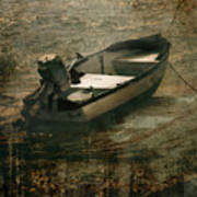 Gulf Waters Art Print
